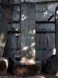 46.八坂神社の庚申塔〜〜'08.08.22写す.jpg